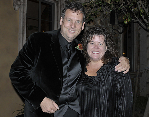 Peter Merry & Elisabeth Scott Daley